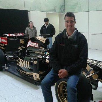 From Cranfield University to the FIA European Formula 3