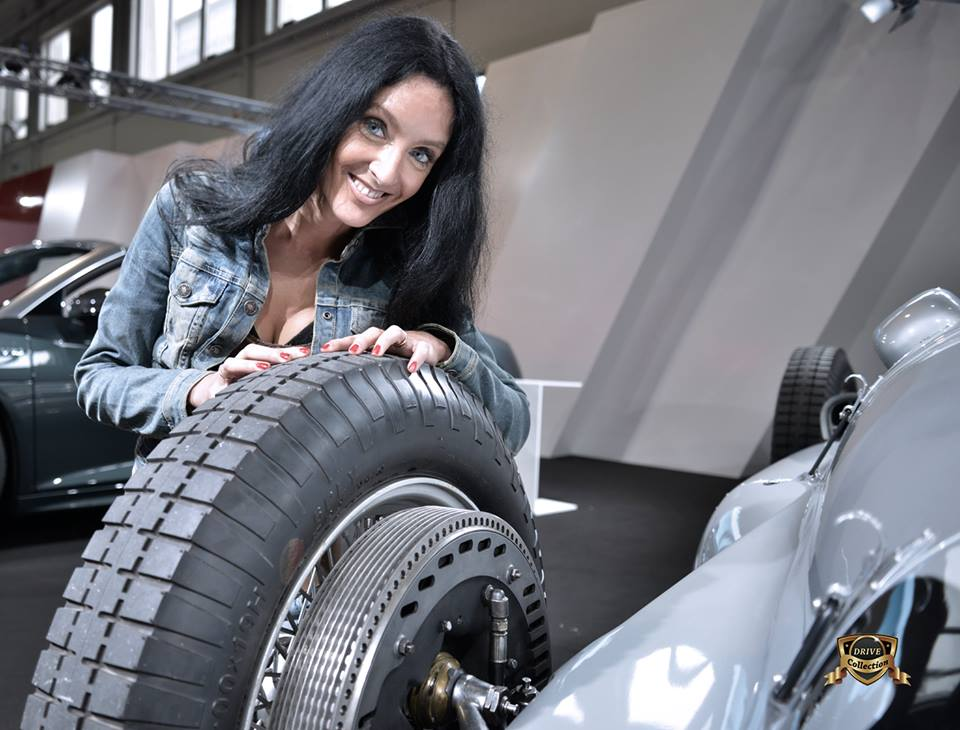 Automotive and Motorsport TV, Video, and Cinema Production – an Interview with Director and TV Host Susanna Botazzi